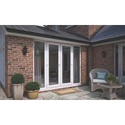 ATT Fabrications LTD uPVC French Doors & Sidelights White 2690 x 2090mm
