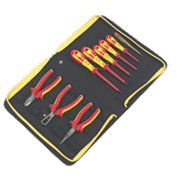 C.K VDE Pliers & Screwdriver Kit 10Pcs