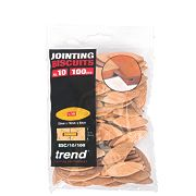 Trend No. 10 Jointing Biscuits Pack of 100