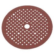 Norton Expert Multi Air Sanding Discs Punched 150mm 120 Grit Pack of 5