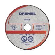 Dremel DSM510 Saw-Max Metal Cutting Disc 55 x 5mm Pack of 3