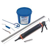 HeliFix Crack Stitching Kit Grout 1040mm