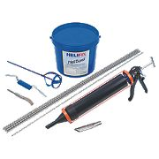 HeliFix Crack Stitching Kit Grout 1.04m