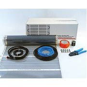Klima Underfloor Heating Foil Kit for Wooden Floor 15m²