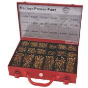 Fischer Screws Trade Case 2300 Pieces