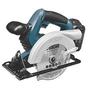 Erbauer ERI490CSW 140mm 3.0Ah Li-Ion Cordless Circular Saw 18V