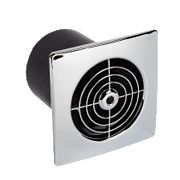 Manrose LP100SS 20W Low Profile Extractor Fan