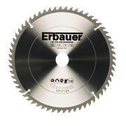Erbauer TCT Circular Saw Blade 60T 260x30mm