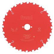 Freud TCT Circular Saw Blade 250 x 30mm 24T