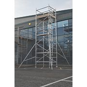 Lyte SF18DW57 Helix Double Width Industrial Tower 5.7m