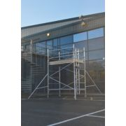 Lyte SF25DW27 Helix Double Width Industrial Tower 2.7m