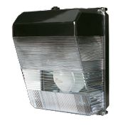 Trac Unipack Bulkhead Commercial Floodlight & Photocell 70W