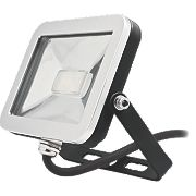 Brackenheath iSpot LED Floodlight 10W Black