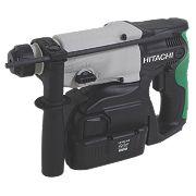 Hitachi DH24DVC 4kg 2.0Ah Ni-MH Cordless SDS Plus Hammer Drill 24V