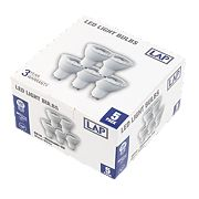 LAP GU10 LED Lamp 346Lm 5W Pack of 5