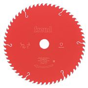 Freud LCL6M 01051 TCT Circular Saw Blade 60-Tooth 260mm x 30mm Bore