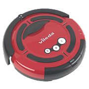 Vileda Robot Cleaner 19-25W Ltr Cordless Cleaning Robot 14.4V