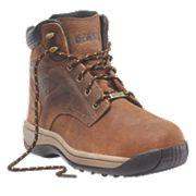DeWalt Bolster Safety Boots Cinder Size 7