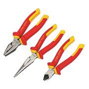Irwin VDE Pliers Set 3Pcs