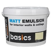 Matt Emulsion Paint Magnolia 10Ltr