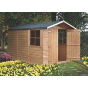 Shire Shiplap Apex Shed 10