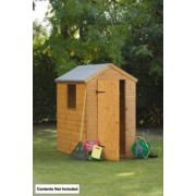 Forest 4' x 6' (Nominal) Apex Shiplap Shed