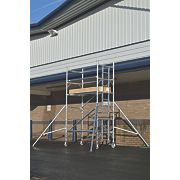 Lyte SF18NW22 Helix Narrow Width Industrial Tower 2.2m