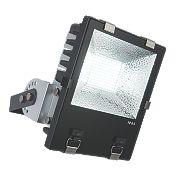 Saxby Stark LED Floodlight 100W Black
