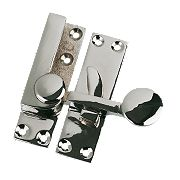 Sash Fastener Polished Chrome 46mm x 70mm