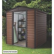 Yardmaster Sliding Door Apex Shed 6