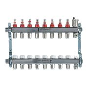 JG Speedfit 8-Port Manifold Set Chrome