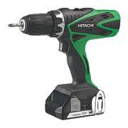 Hitachi DV18DSFL/JC 18V 1.5Ah Li-lon Cordless Combi Drill