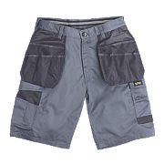"""Site Hound Multi-Pocket Shorts Grey 40"""" W"""