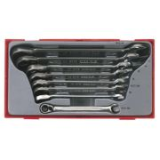 Teng Tools Combination Spanner Set 8 Pieces