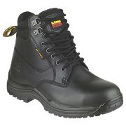 Dr Marten Drax Safety Boots Black Size 8