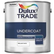 Dulux Trade Trade Undercoat Brilliant White 2.5Ltr