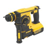 DeWalt DCH253M2-GB 3kg 4.0Ah Li-Ion Cordless SDS Plus Hammer Drill 18V
