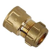 Conex Female Coupler 303 15mm x ½""