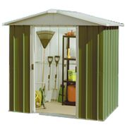 Yardmaster Sliding Door Apex Shed 6 x 5