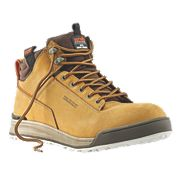 Scruffs Switchback Safety Boots Tan Size 9