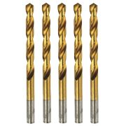 Erbauer Ground HSS Drill 6.5mm Pack of 5