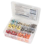 Ideal In-Sure Push Wire Connectors Premium Set 255Pcs