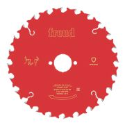 Freud TCT Circular Saw Blade 190 x 30mm 24T