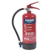 Firechief XTR Dry Powder Fire Extinguisher 3kg
