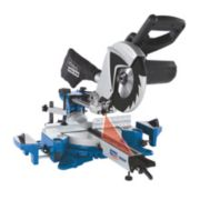 Scheppach HM81 216mm Sliding Compound Mitre Saw 230V