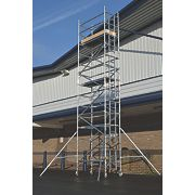 Lyte SF18NW62 Helix Narrow Width Industrial Tower 6.2m