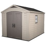 Keter Apex Shed Plastic 8 x 11 x 7
