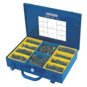 Silverscrew Woodscrews General Trade Case 1400 Pieces