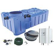 FloPlast StormSaver Rainwater Harvesting System 1500Ltr
