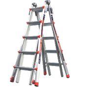 Little Giant Revolution XE Multipurpose Ladder 2-Section 5 Rungs 5.28m